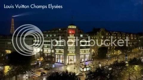 Louis Vuitton Champs Elysées