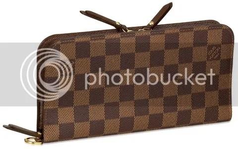 Louis Vuitton Damier Insolite Wallet