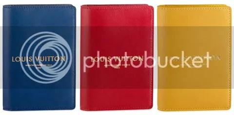 Louis Vuitton Flight Paname Passport Cover