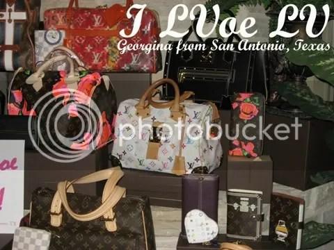 LVoe Letter #18: Georgina LVoes LV!