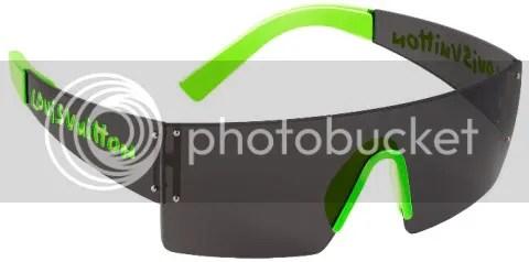 Louis Vuitton Graffiti Sunglasses