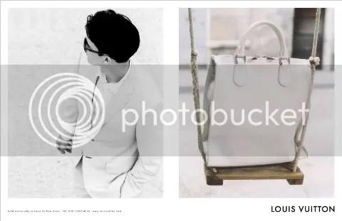 Louis Vuitton Men's Spring/Summer 2009 Ad Campaign