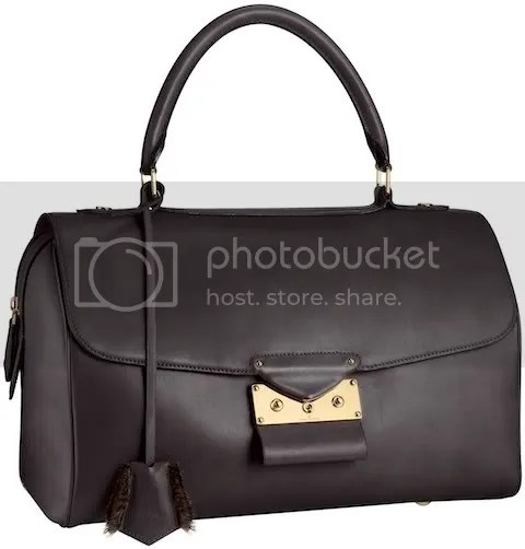 Louis Vuitton Les Extraordinaires Cuir Orfèvre Neo-Speedy GM Brun