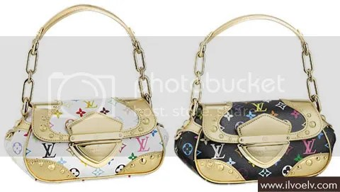 Louis Vuitton Monogram Multicolore Marilyn Or