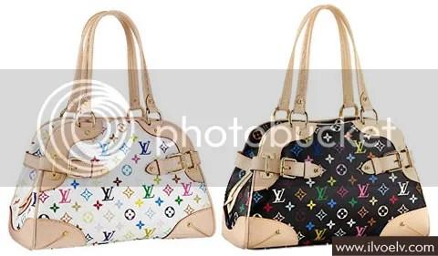 Louis Vuitton Multicolore Claudia