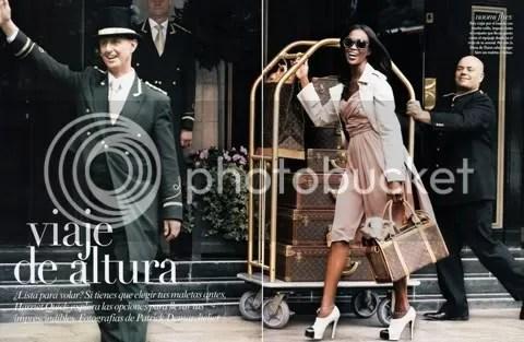Mexican Vogue November 2008: Viaje de Altura
