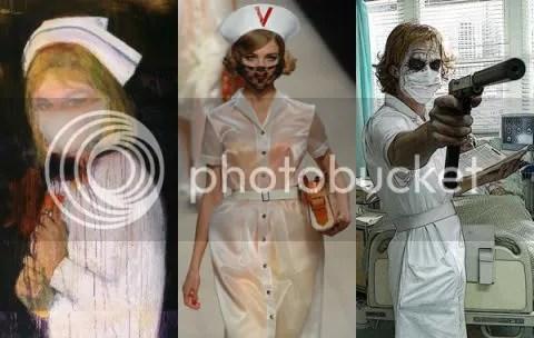 Richard Prince Nurse Painting, Louis Vuitton Jokes, The Joker