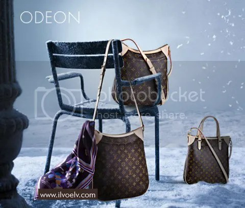Louis Vuitton Monogram Odéon