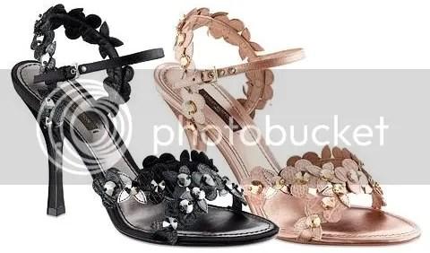 Louis Vuitton Angel Night Sandal