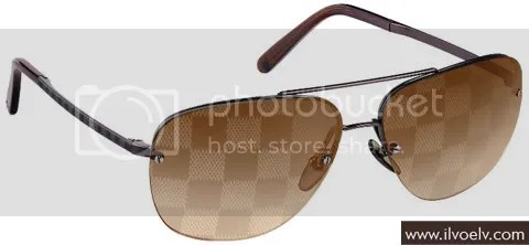 Louis Vuitton Socoa Damier Sunglasses