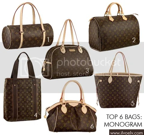 Top Six Bags Under $1000: Monogram Canvas