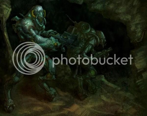 alien soldiers photo: Alien soldiers Chris Lazzer alien_soldiers_by_chrislazzer.jpg