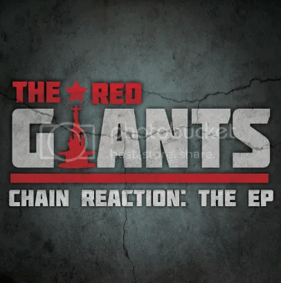 ChainReaction Download: The Red Giants   Chain Reaction EP
