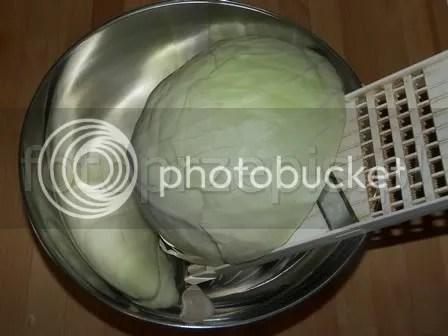 Surówka z kapusty jak z chińskiej restauracji zdrowe warzywa szybkie przystawki polska latwe  przepis foto