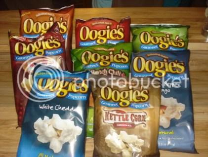 Oogies Popcorn