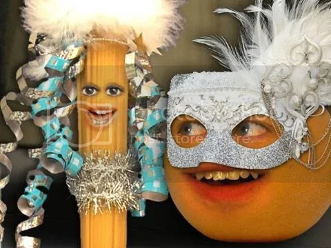 Annoying Orange Fashion