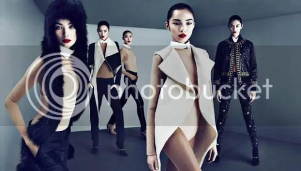 2012 Chinese Fashion Runway