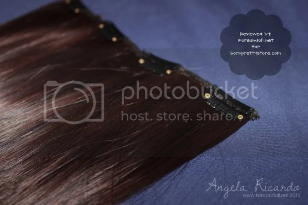 Born Pretty Hair extension