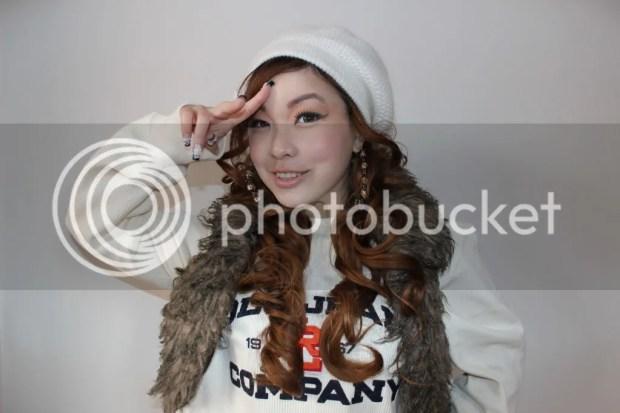 Japanese Nail Art Gyaru Fashion