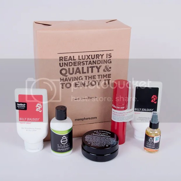 Mensphere Working Man Essentials Gift Pack