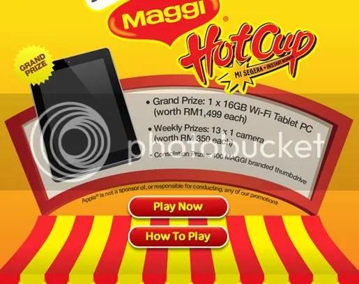 maggi hot cup