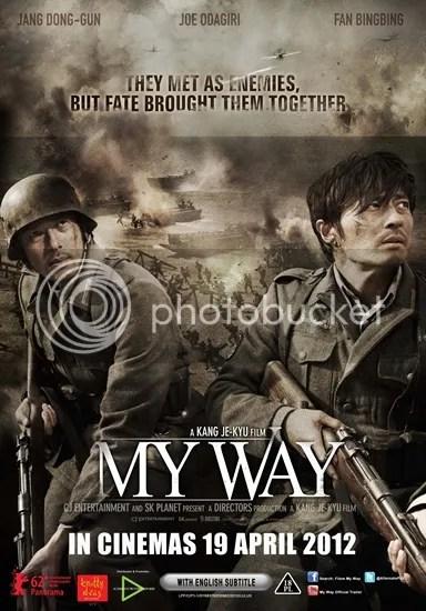 filem korea my way