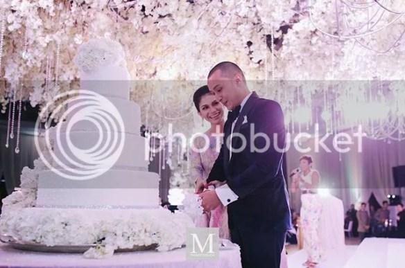 Artis Wedding Cake : Lagi 21 Foto Sekitar Majlis Resepsi Anzalna Nasir & Hanif ...