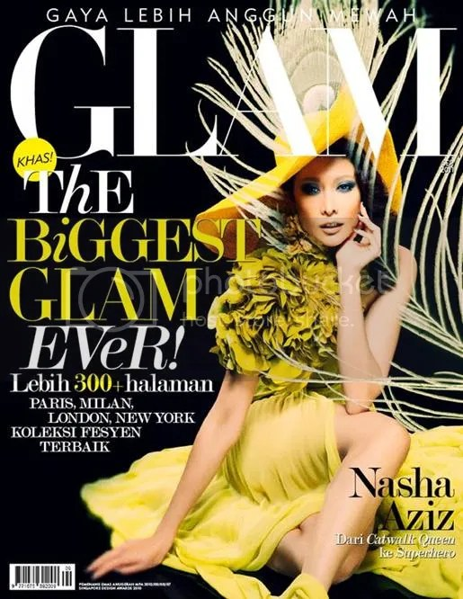 nasha aziz glam