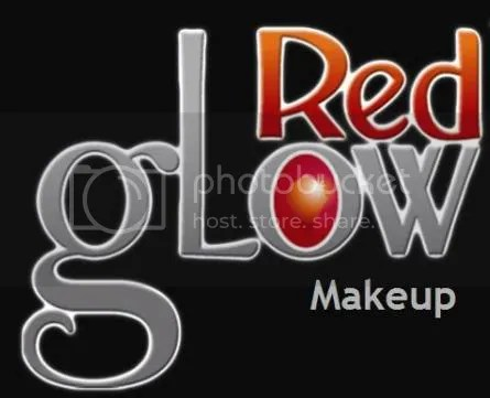 red glow make up
