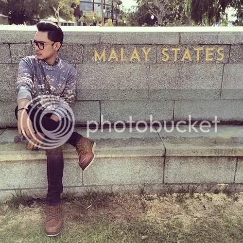Malay sayang ketat nye