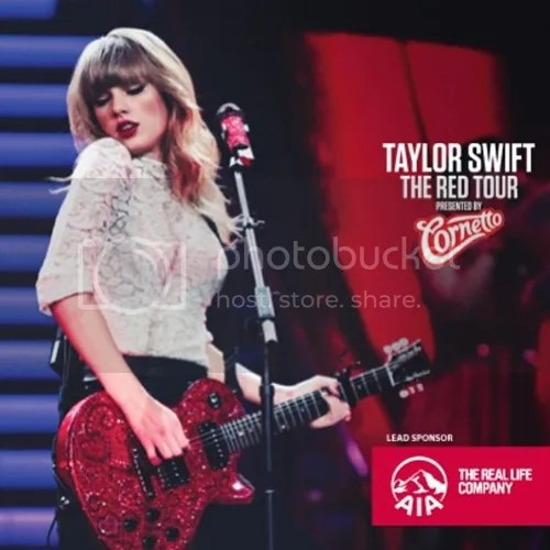 tiket konsert taylor swift