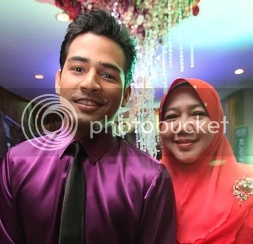 afiq muiz dan ibu