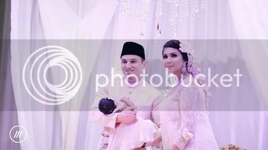 gambar akikah aaisyah dhia rana