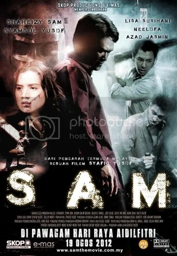 kutipan filem sam