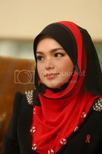 gambar siti tudung litup