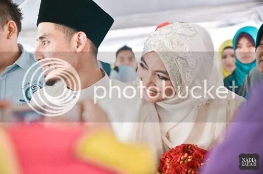 Lagi 23 keping gambar sekitar majlis perkahwinan Ustaz Don dan Husna