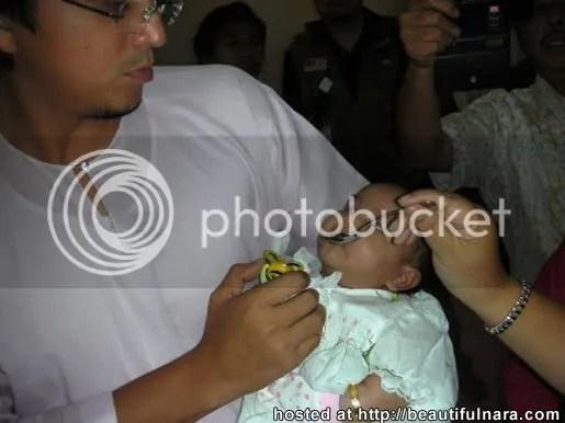 gambar anak Erra Fazira