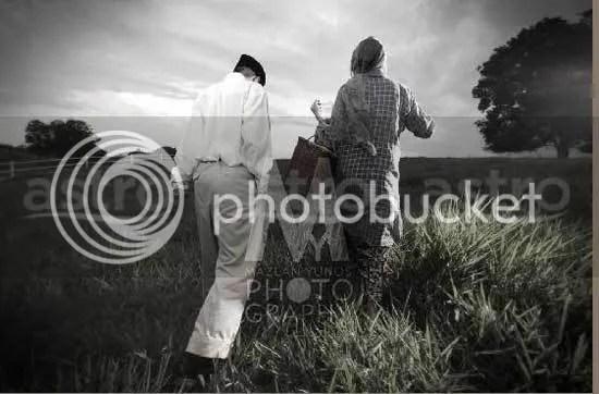 gambar kawin mawi dan ekin