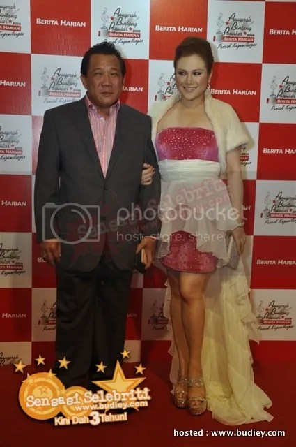 red carpet abpbh2009