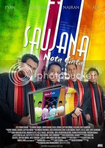album baru saujana