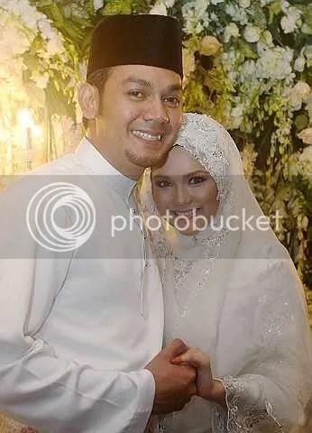 gambar kahwin aida gadis melayu