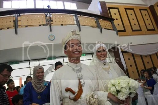 gambar kahwin baizura kahar