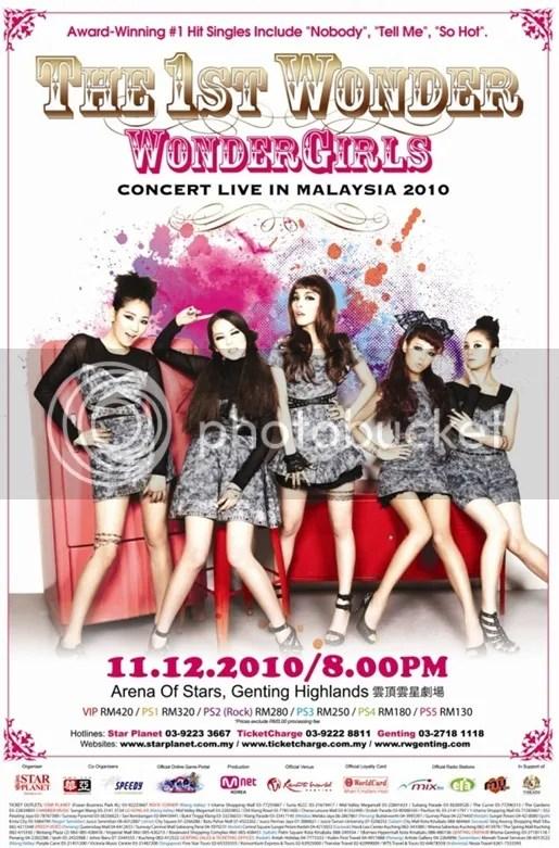 wondergirls concert in malaysia