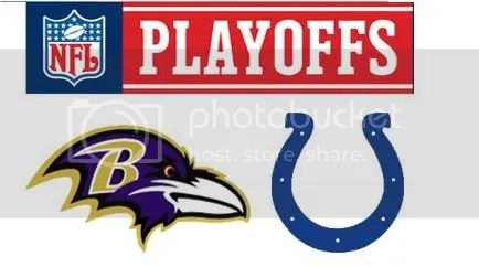 Ravens Colts Playoff