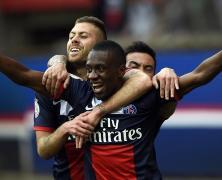 Video: PSG vs Evian TG