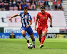 Video: Wigan Athletic vs Liverpool