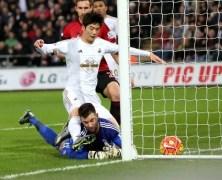 Video: Swansea City vs West Bromwich Albion