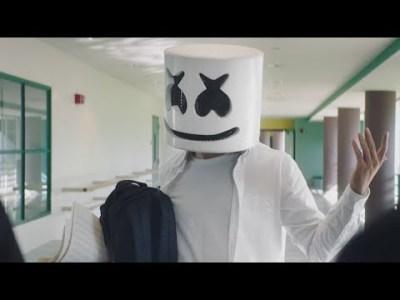 Marshmello - Blocks (Official Music Video) | Racer.lt