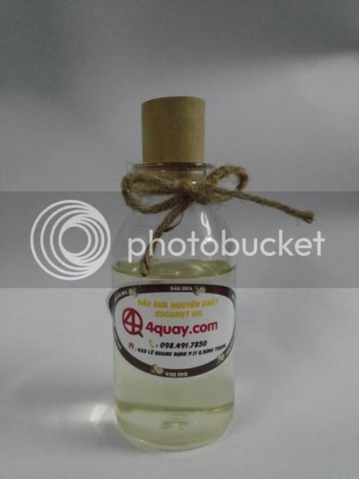 dầu dừa nguyên chất bao uống - 2