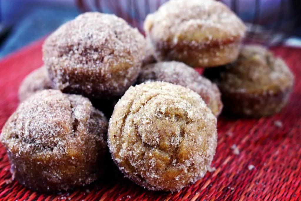 Pumpkin Doughnut Muffins | Jennifer Cooks
